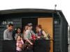 Dzień Dziecka 2013, zwiedzanie wagonu Steinfurt