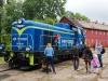 Dzień Dziecka 2013, lokomotywa SM42-621