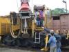 Pociąg sieciowy, palownica