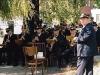 50-lecie linii Skierniewice - Łuków - orkiestra