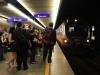 Kolejowa Noc Muzeów 2013, przyjazd pociągu specjalnego