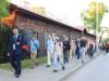 Kolejowa Noc Muzeów 2013, w drodze do Parowozowni
