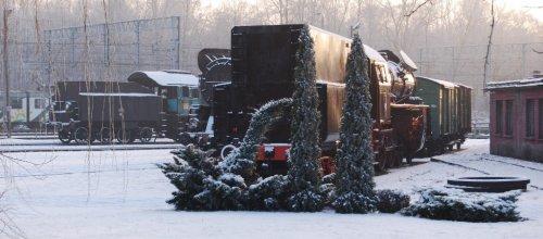 Zima w Parowozowni