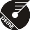 Logo PSMK, czarne