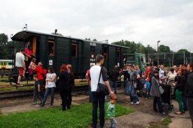 Dzień Dziecka w Parowozowni, 2013