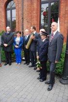 Akt erekcyjny pod budowę pomnika pomocy węgierskiej