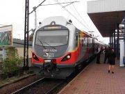 Specjalny Dzień Otwarty 2013, pociąg specjalny
