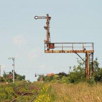 Pomosty sygnałowe ze stacji Wschowa