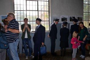 Wystawa w kuźni - laureaci i organizatorzy