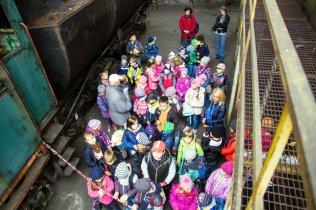 Dzieci ze Szkoły Podstawowej w Lipcach Reymontowskich