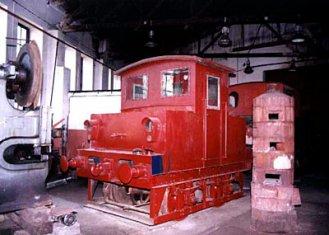 AEG na hali maszyn