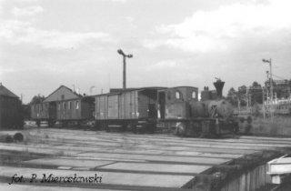 Pociąg kolei lokalnej