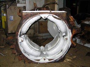 Silnik AEG w TW