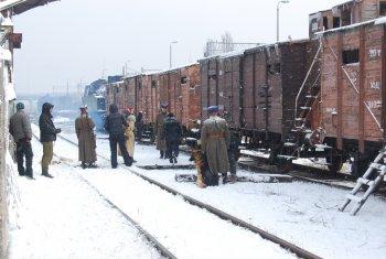 Wołyń - soładaty, sobaka i ekipa