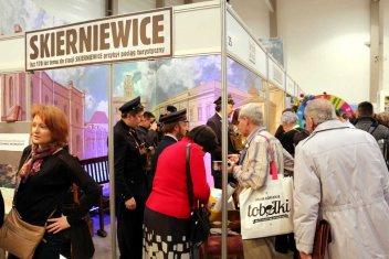 Na styku kultur - stoisko cieszyło się wielkim zainteresowaniem odwiedzających