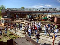50-lecia Otwarcia Linii Kolejowej Skierniewice-Łuków