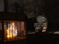 Święta 2006 w Parowozowni