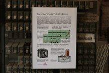 Tablice dydaktyczne na wystawie USRK