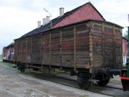 Wagon owocarka