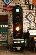 Sygnalizator z pasem świetlnym