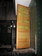 Drzwi czołowe w Steinfurcie