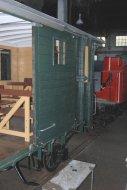 Montaż drzwi bocznych w wagonie