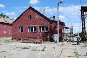 Remont dachu budynku dyspozytora