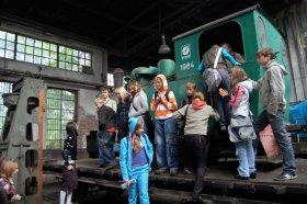 Wizyta dzieci z miasta partnerskiego