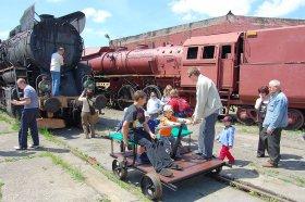 Dzień Dziecka w Parowozowni, 2009