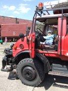 Dzień Dziecka 2009, Unimog