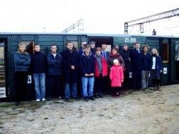 Osoby zaangażowane w renowację Steinfurta