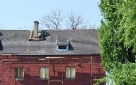 Remont dachu budynku biurowego
