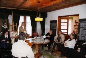 Spotkanie w Domu nad Łąkami