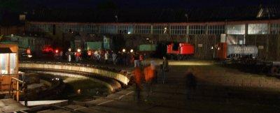 Noc Muzeów 2010 w Parowozowni