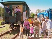 Dzień Dziecka 2010, Łupia Express