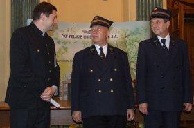 Prelekcja o mundurach kolejowych