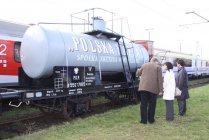 Dni Transportu Publicznego 2010, cysterna Polska Nafta