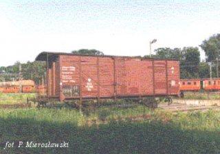 Wagon kryty Arad