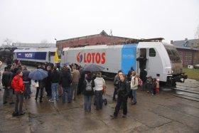 Święto Kolejarza 2010, Traxx F140 MS