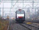 Święto Kolejarza 2010, lokomotywa elektryczna ES 64 F4
