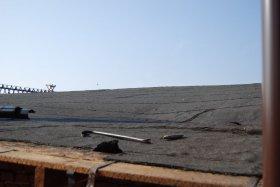 Usterki dachu hali warsztatowej