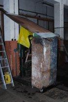 Zabezpieczenie urządzeń na czas naprawy dachu