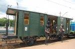 Dni Techniki Kolejowej 2011, wagon Steinfurt