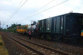 Dni Techniki Kolejowej 2011, w drodze do Łodzi