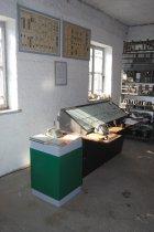 Wystawa USRK, pulpit kostkowy