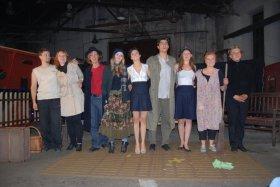 Teatr w Parowozowni, zespół Banana Perwers