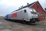 Święto Kolejarza 2011, lokomotywa F140MS