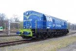 Święto Kolejarza 2011, lokomotywa manewrowa SM30-150