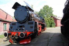10-lecie przejącia Parowozowni, renowacja Ol49-4