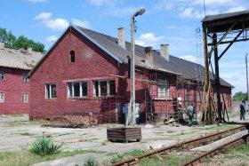 10-lecie przejącia Parowozowni, budynek dyspozytora
